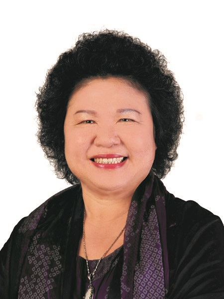 Ms. Chen Chu, Secretary­General to the President