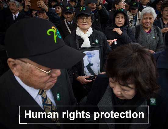 Human rights protection