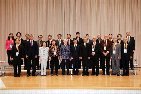 Vice President Chen attends the opening ceremony of the 23rd Pacific Science Congress.