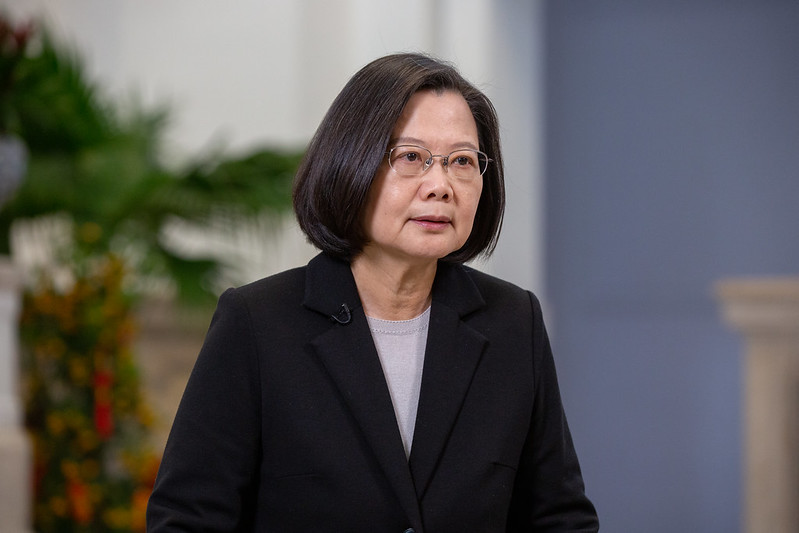 President Tsai's remarks for Lunar New Year