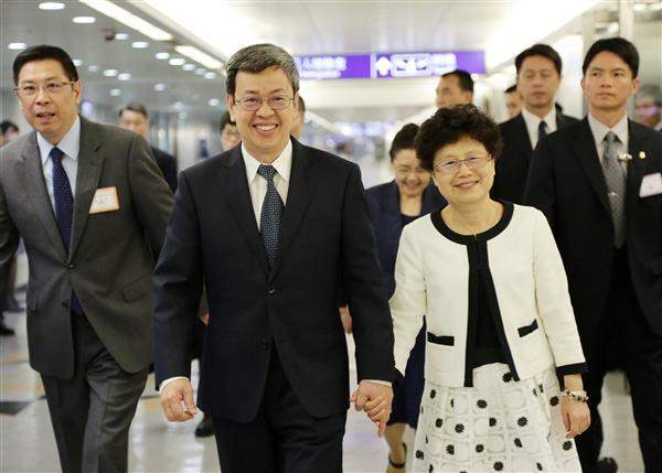 Vice President Chen and his wife complete their visit to the Vatican and return to Taiwan.