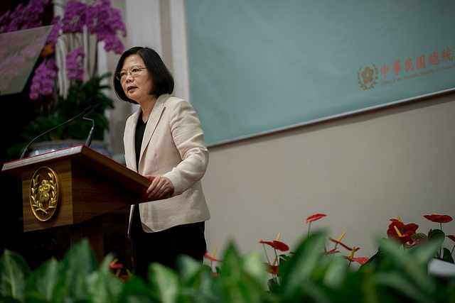 President Tsai calls on people throughout society to appreciate the progress that has been achieved thus far in nation's reform efforts.