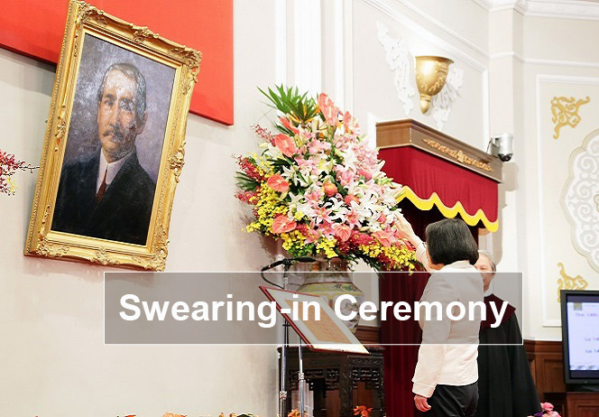 Swearing-in Ceremony