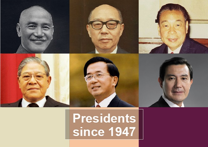 click to vist Presidents since 1947