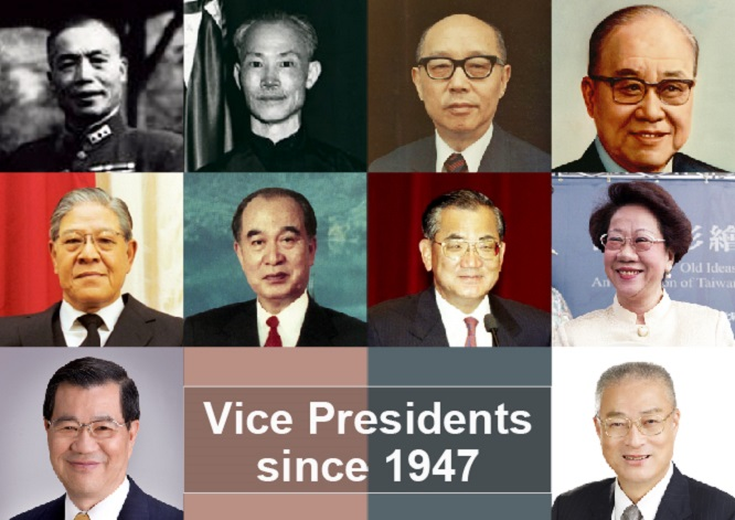 Vice Presidents since 1947