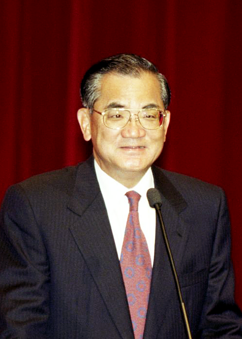 Lien Chan (9th)